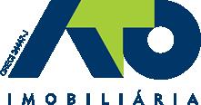 Logotipo Imobiliária ATO